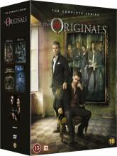 the originals - sæson 1-5 - den komplette serie  - DVD