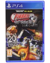 pinball arcade: season 2 - PS4