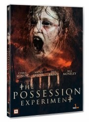 the possesion experiment - DVD