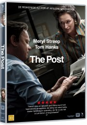 the post - 2017 - DVD