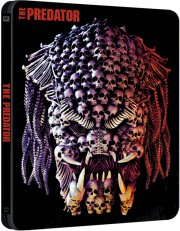 the predator - 2018 - steelbook - Blu-Ray