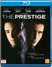 the prestige - Blu-Ray