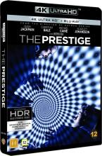 the prestige - 4k Ultra HD Blu-Ray