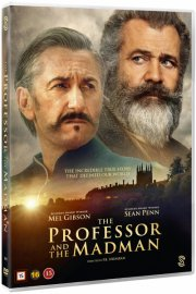 the professor & the madman - DVD