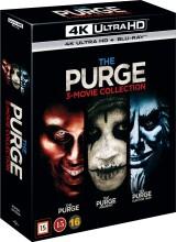 the purge 1-3 - 4k Ultra HD Blu-Ray