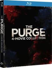 the purge 1-4 - Blu-Ray
