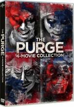 the purge 1 // the purge 2 // the purge 3 // the purge 4 - DVD