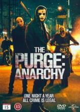 the purge 2: anarchy - DVD