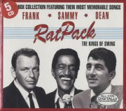 the rat pack - the best of the rat pack [uk-import] [import] [box-set] - cd