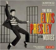 elvis presley - the real... elvis presley at the movies - cd