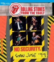 the rolling stones from the vault: no security - san jose 1999 - Blu-Ray