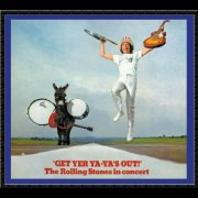 the rolling stones - get yer ya-ya's out - cd