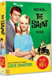the saint - box 4 - DVD