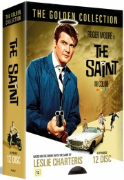 the saint - the golden collection - DVD
