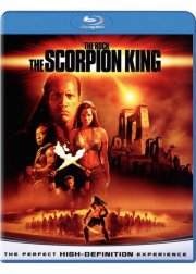the scorpion king 1 - 2002 - Blu-Ray