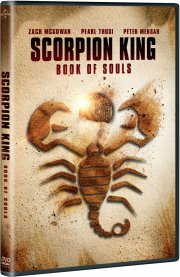 the scorpion king 5 - book of souls - DVD