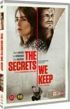 the secrets we keep - DVD