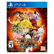 the seven deadly sins: knights of britannia (import) - PS4