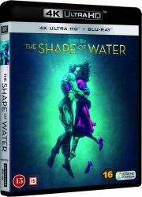 the shape of water - 4k Ultra HD Blu-Ray