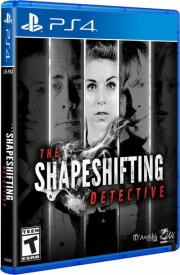the shapeshifting detective (import) - PS4