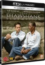 en verden udenfor / the shawshank redemption - 4k Ultra HD Blu-Ray