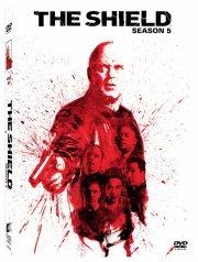 the shield - sæson 5 - DVD