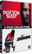 the shining // doctor sleep - DVD