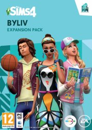 the sims 4 - byliv (city living) (da) - PC