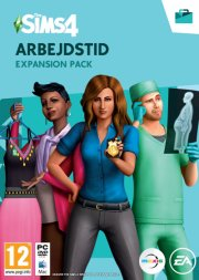 the sims 4 - arbejdstid - PC