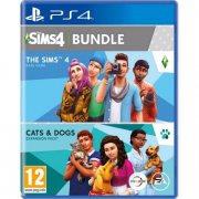 the sims 4 and the sims cats and dogs bundle - nordisk - PS4