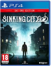 the sinking city (day 1 edition) - PS4