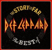def leppard - the story so far...the best of def leppard - deluxe edition - cd