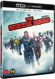 the suicide squad - 2021 - 4k Ultra HD Blu-Ray