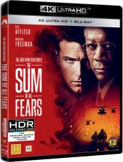the sum of all fears - 4k Ultra HD Blu-Ray