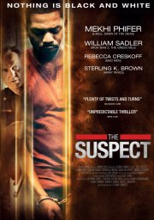 the suspect - DVD