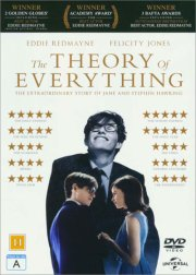 teorien om alting / the theory of everything - DVD