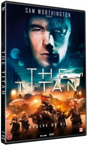 the titan - 2018 - DVD