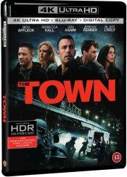 the town - 4k Ultra HD Blu-Ray