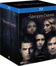 the vampire diaries sæson 1-7 - Blu-Ray