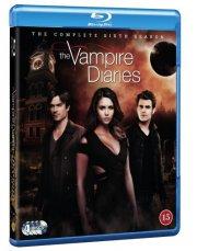 the vampire diaries - sæson 6 - Blu-Ray