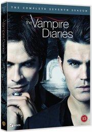 the vampire diaries - sæson 7 - DVD
