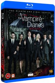 the vampire diaries - sæson 8 - Blu-Ray