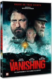 the vanishing - gerard butler - 2018 - DVD