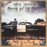 neil young & promise of the real - the visitor - cd