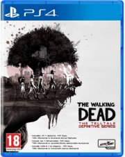 the walking dead: definitive series - PS4