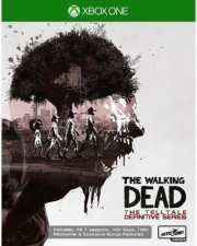 the walking dead: definitive series - xbox one
