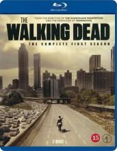 the walking dead - sæson 1 - Blu-Ray