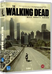 the walking dead - sæson 1 - DVD