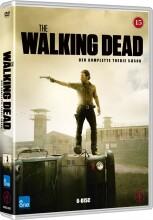 the walking dead - sæson 3 - DVD