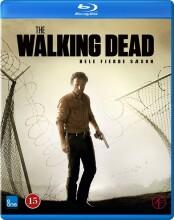 the walking dead - sæson 4 - Blu-Ray